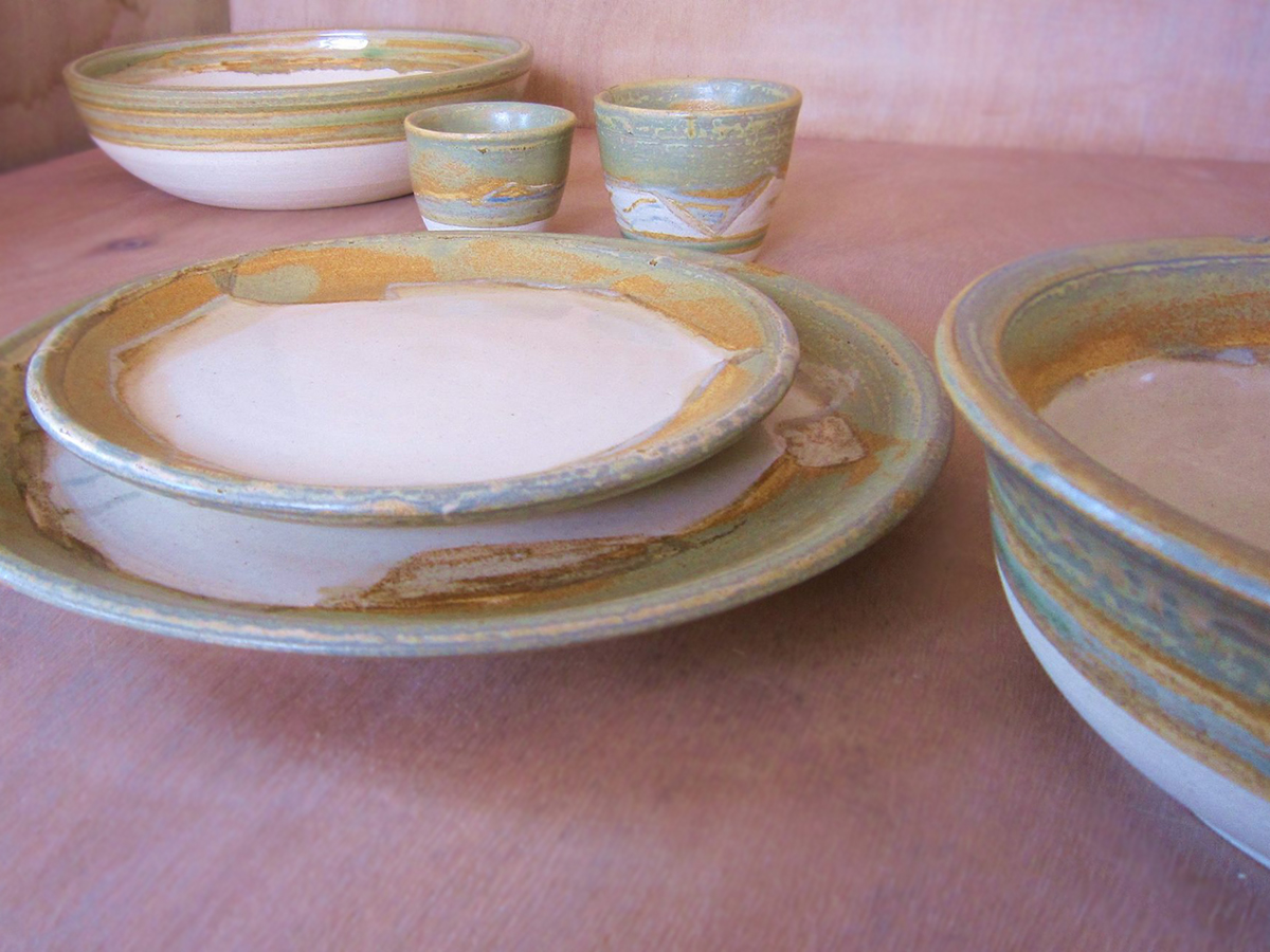 Tableware Anna Ceramist Amorgos