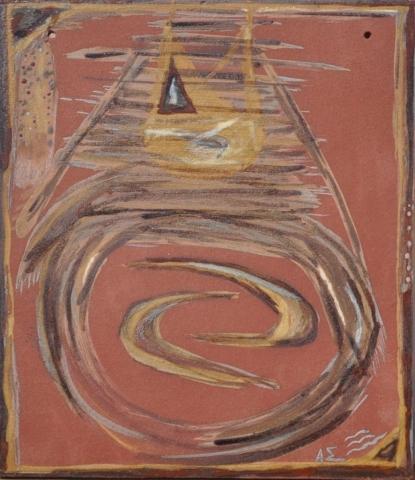 Painting Anna Ceramist