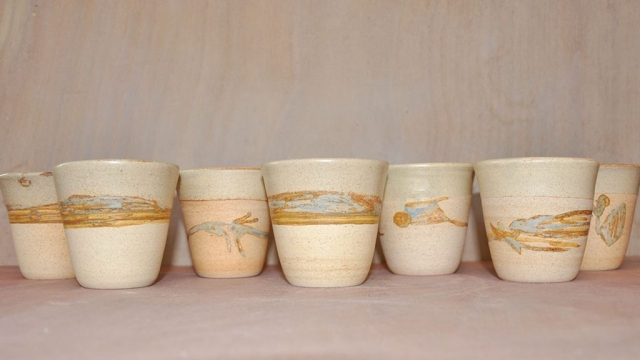 Collection Ceramic mugs