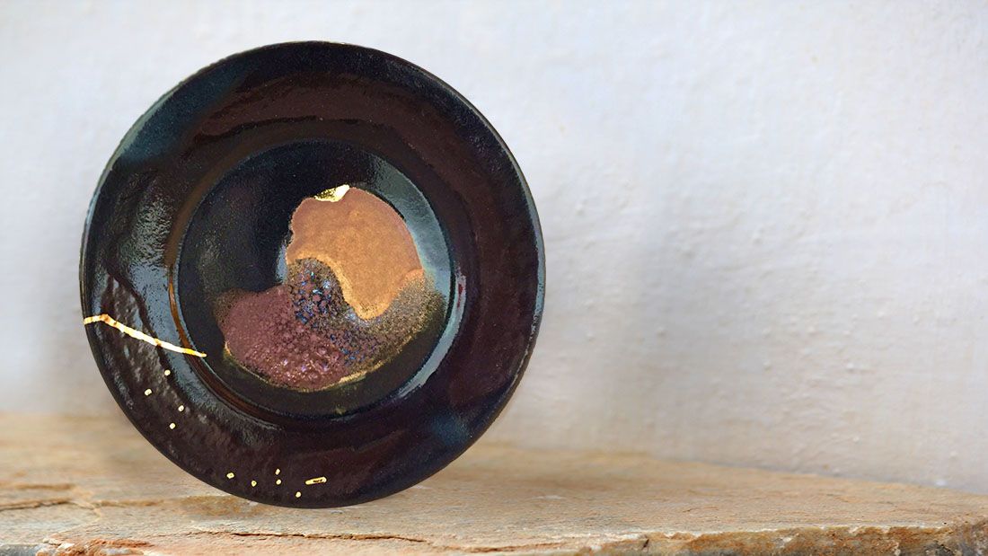 Ceramic Bowl Slid